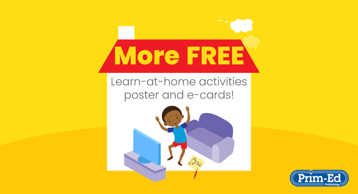 More Free Learning at Home Cross-curricular Activities