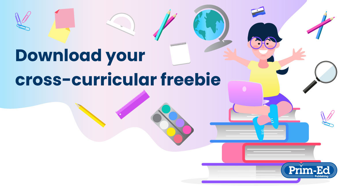 Free Cross-curricular sample pack