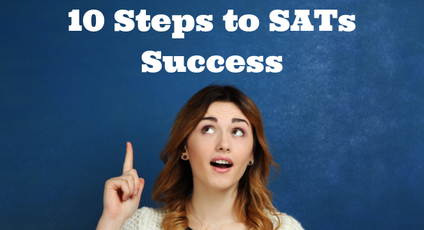 10 Steps to SATs Success by Shareen Mayers