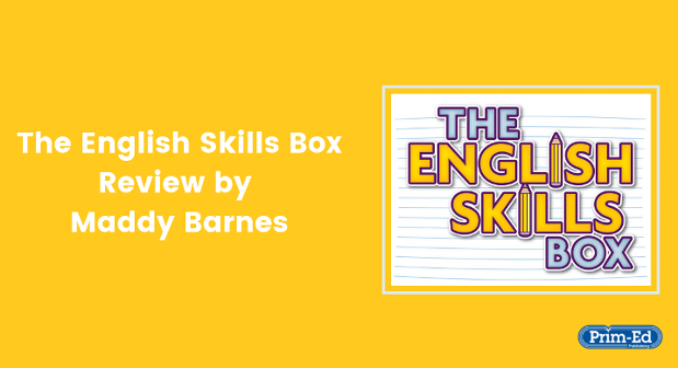 The English Skills Box - Review by Maddy Barnes