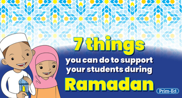 How to support your pupils during Ramadan