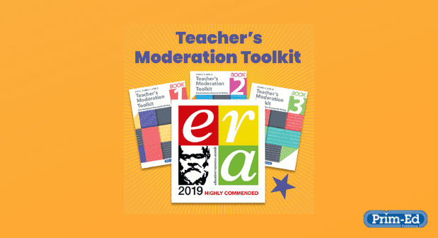 Teacher's Moderation Toolkit - 2019 ERA Shortlisted Finalist