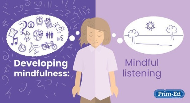 Developing Mindfulness- Mindful Listening