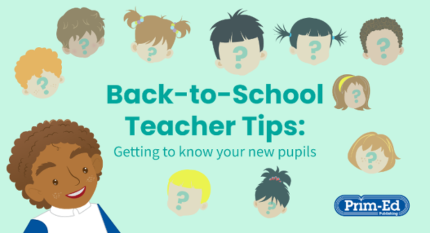 Back-to-school teacher tips: Getting to know your new pupils
