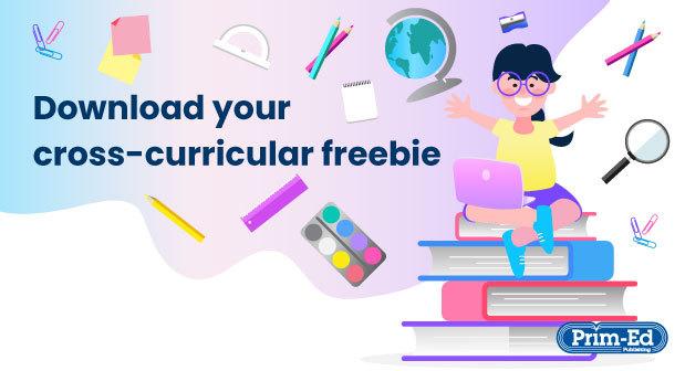 Free Cross-curricular sample pack