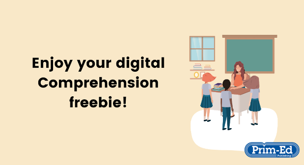 Free Digital Comprehension Resource Pack
