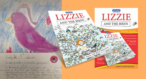 Behind the Book: Using the Teacher Guide for Lizzie and The Birds