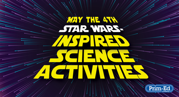 Primary school Star Wars themed science activities