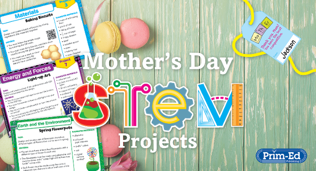 Mother's Day STEM Activities