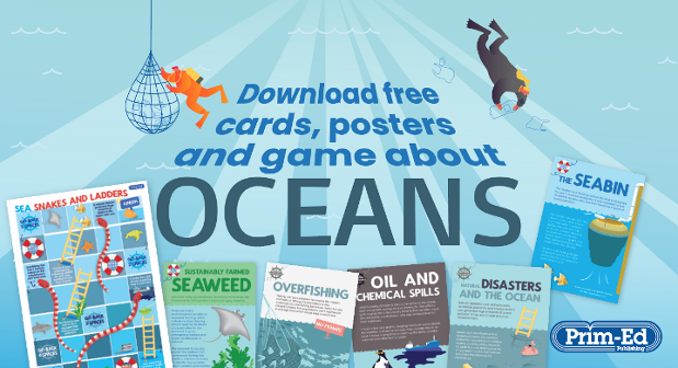 Free Ocean Game and Posters