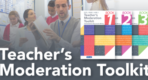 Maddy Barnes – Why I Love the Teacher's Moderation Toolkit