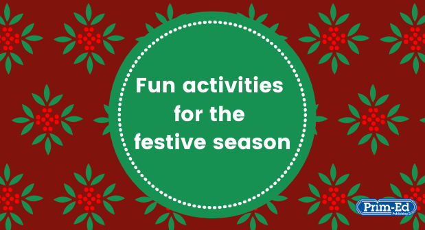 Fun activities for the festive season
