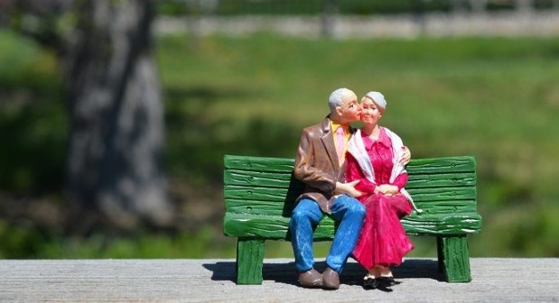 Pucker up! The science of kissing.