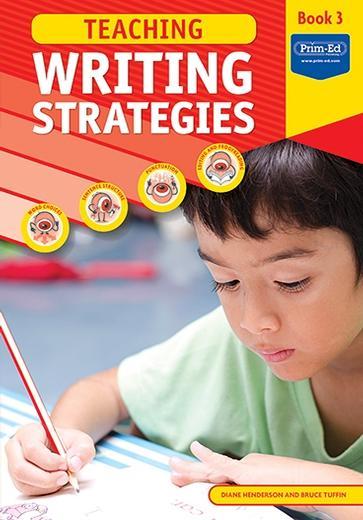 Teaching Writing Strategies: Book 3 | English | Year 3